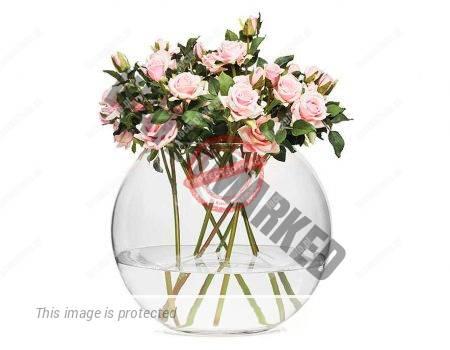 wazon-szklo-kwiaty-kompozycja